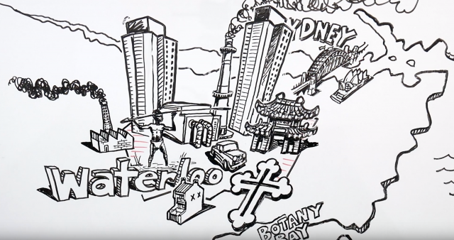 Waterloo Redevelopment Masterplan Process Whiteboard Animation