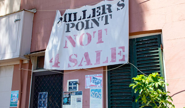 Millers Point - not for sale photo
