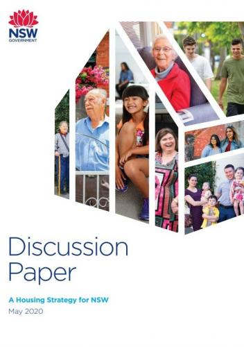 NSW Housing Strategy Discussion Paper 2020