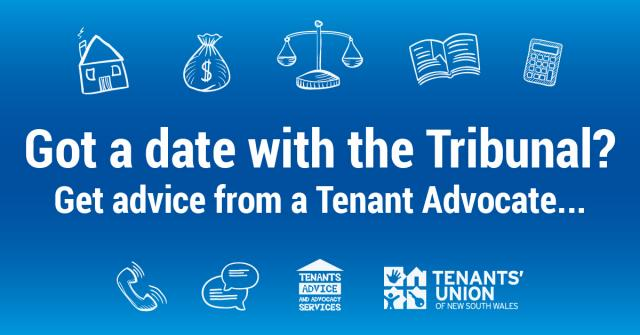 Got a date with the Tribunal?