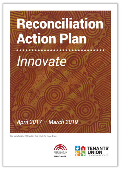 Reconciliation Action Plan cover