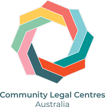 Community Legal Centres Australia logo