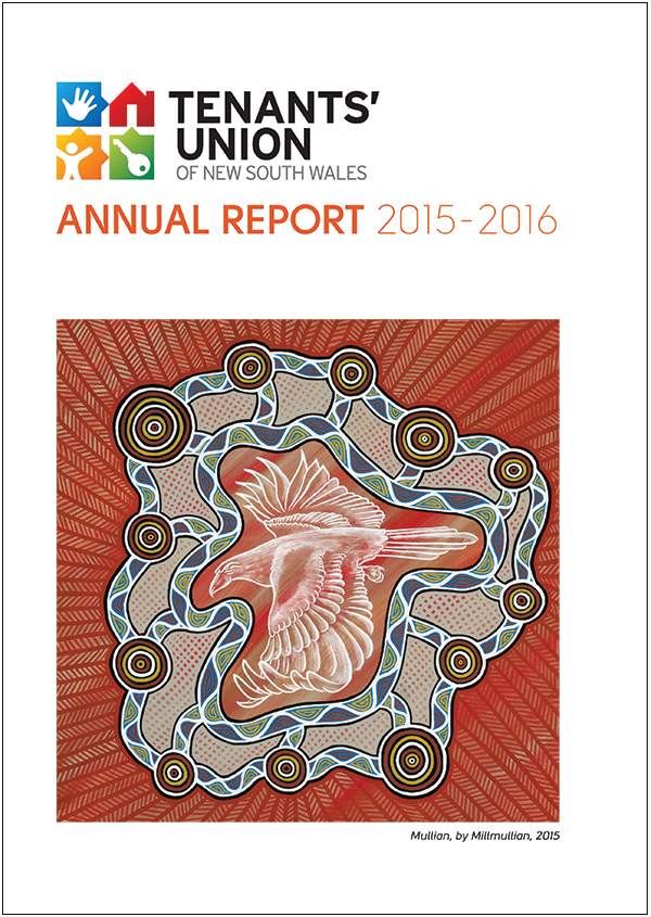 TU Annual Report cover
