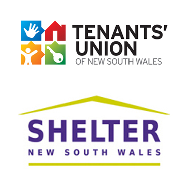 Tenants' Union of NSW and Shelter NSW