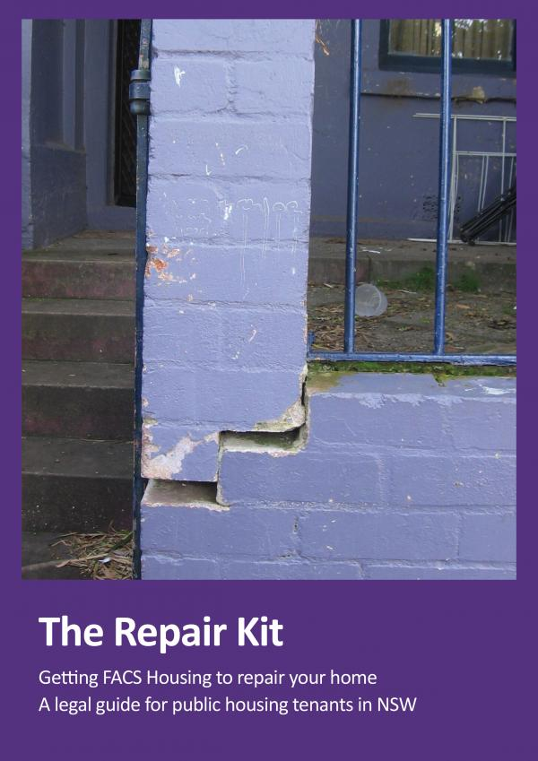 The Repair Kit | Tenants NSW