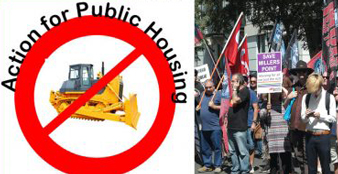 Action for public housing
