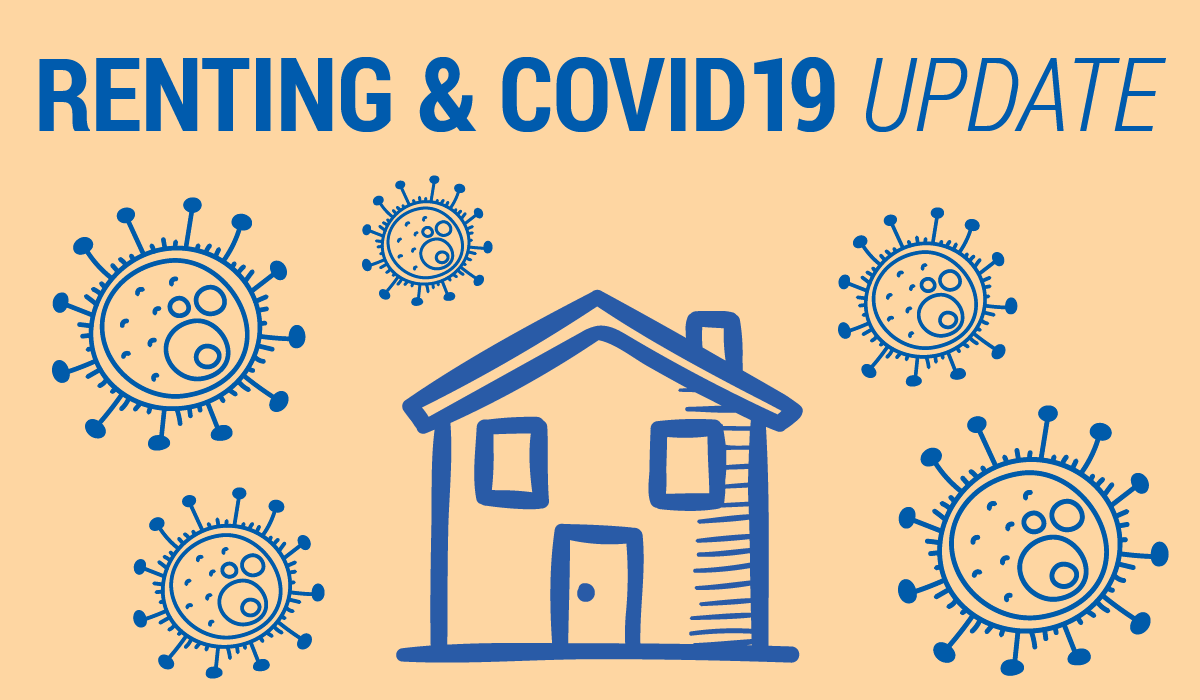 Evictions banned? Rent relief? – COVID19 update | Tenants' Union