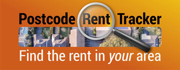 Postcode Rent Tracker