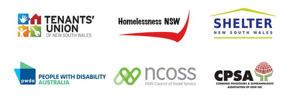 Community Groups joint statement logos