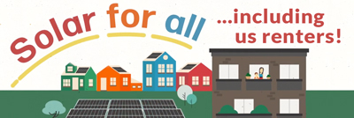 Solar for All campaign